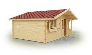 Abri Bois Kit : Fabricant d\'abris de jardin en kit et de chalets ...