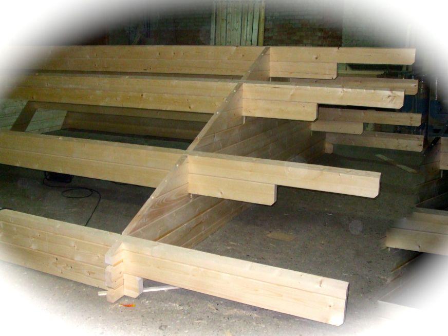 Renforcer la toiture pour la neige ou pour les tuiles - Couvrir abri de jardin ...