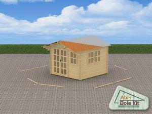 les etapes de montages de votre abri. Black Bedroom Furniture Sets. Home Design Ideas