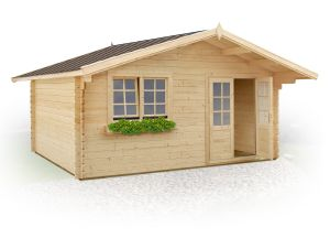 Chalet en kit Printemps 20, 44mm